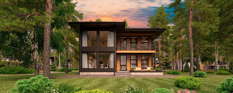 Продажа домов, дач, коттеджей в микрорайоне Воронина