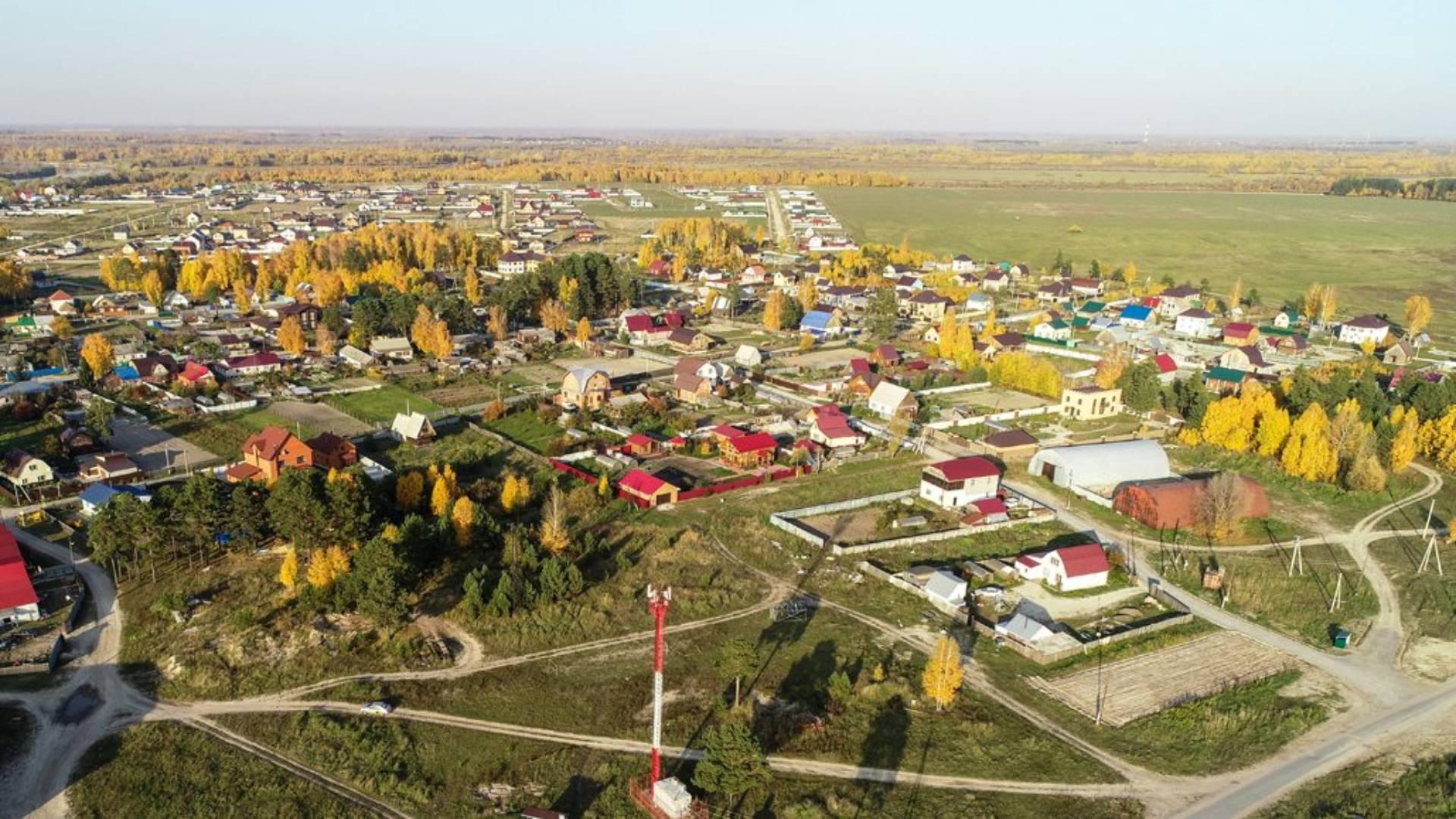 Продажа земельных участков ЛПХ в микрорайоне Новопатрушево